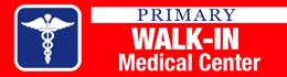 Primary Walk-In Medical Center logo